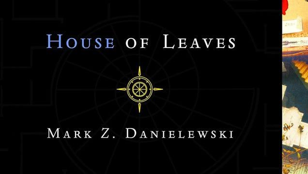 House of Leaves Just Blew Us Away, Again