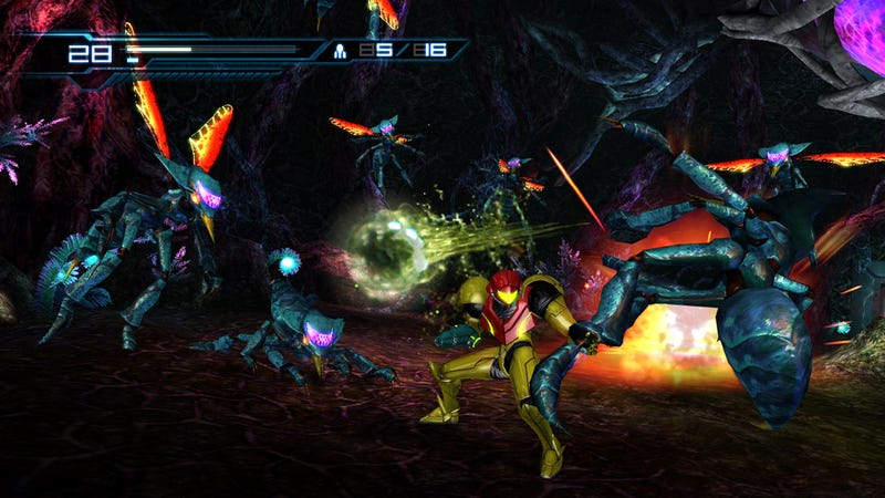 Frankenreview Metroid Other M