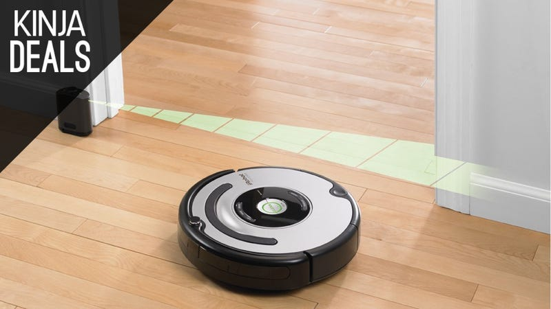 Illustration for article titled Delegate Vacuuming To This $205 Roomba