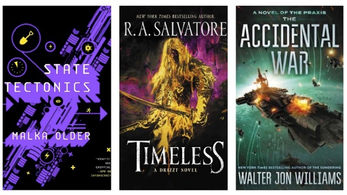 io9 Fall Preview: All the New Sci-Fi and Fantasy Books