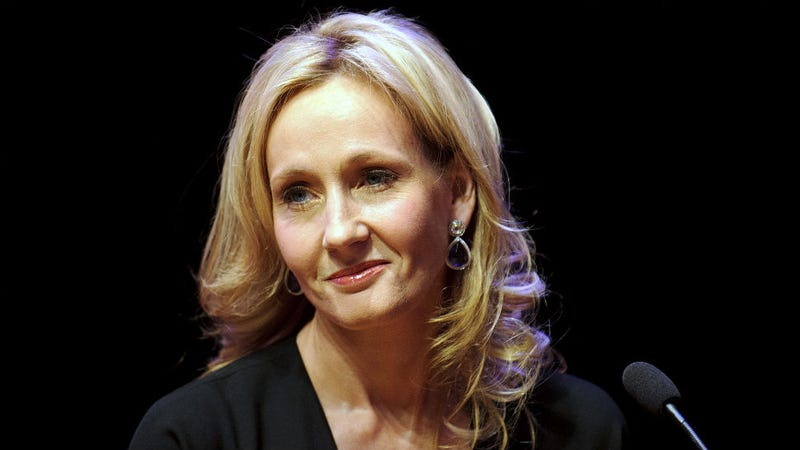 Illustration for article titled J.K. Rowling Dodges More Harry Potter Books for Detective Novels