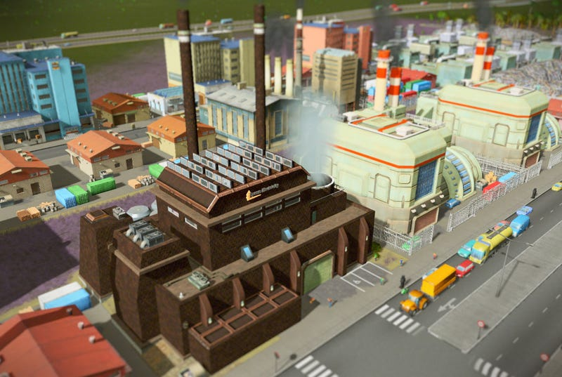 how to build power plants in simcity 2000