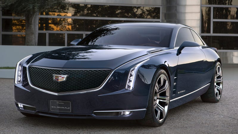 The Flagship RWD Cadillac LTS Will Go Into Production Next Year