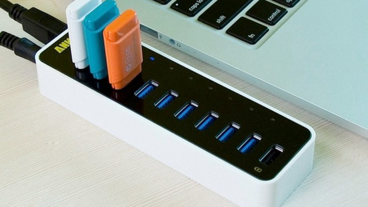 Five Best Usb Hubs Anker Premium C Hub With Hdmi And Power Delivery 2 Superspeed 30 Ports