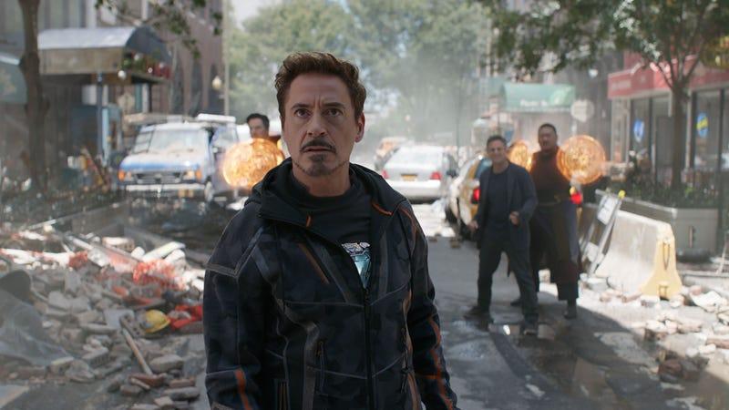Illustration for article titled Hay una pista de cinco minutos sobre Avengers 4 oculta a simple vista en Captain America: Civil War