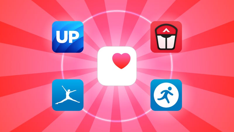 Illustration for article titled The Best Apps that Integrate with iOS 8's Healthkit