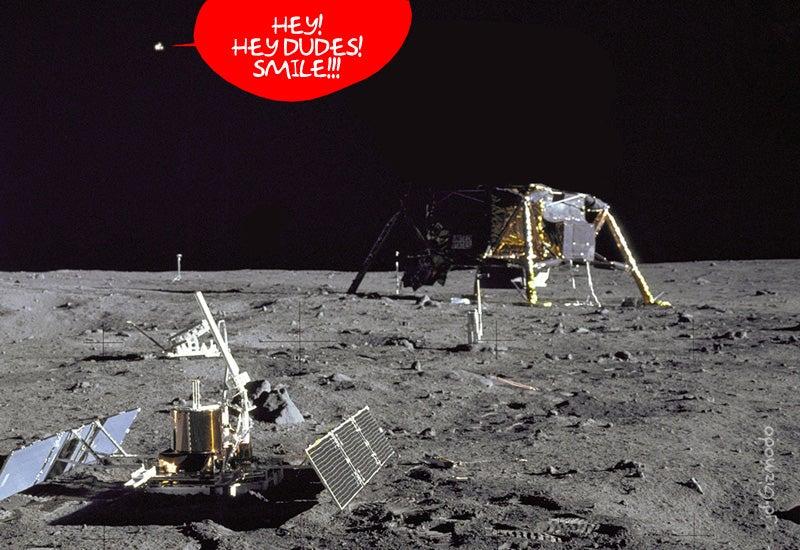 theory apollo 11 lunar landing - photo #18