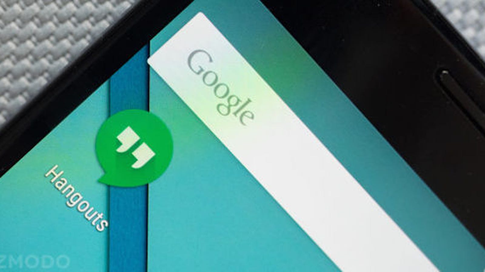 Google's Fixing the Hangouts Hack With 'Biggest Software Update Ever'