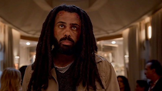 Layton Confronts the First Class Passengers in Delightful Snowpiercer Clip