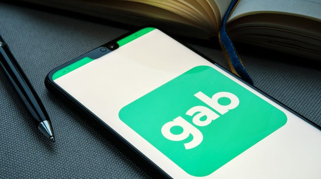 Gab, the Far-Right s Internet Refuge, Has Been Hacked