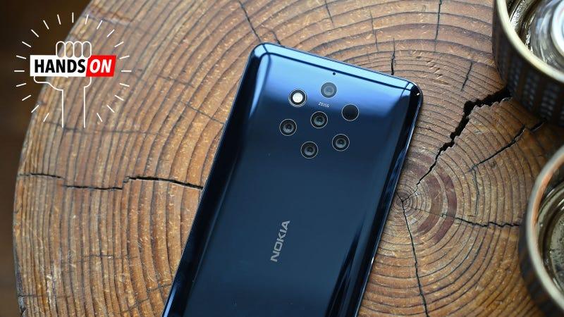 Illustration for article titled Ni zoom, ni gran angular. Las 5 cámaras del Nokia 9 se centran en una sola cosa: calidad de imagen brutal