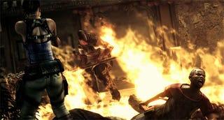 Illustration for article titled Resident Evil 5 Screenshot Bonanza