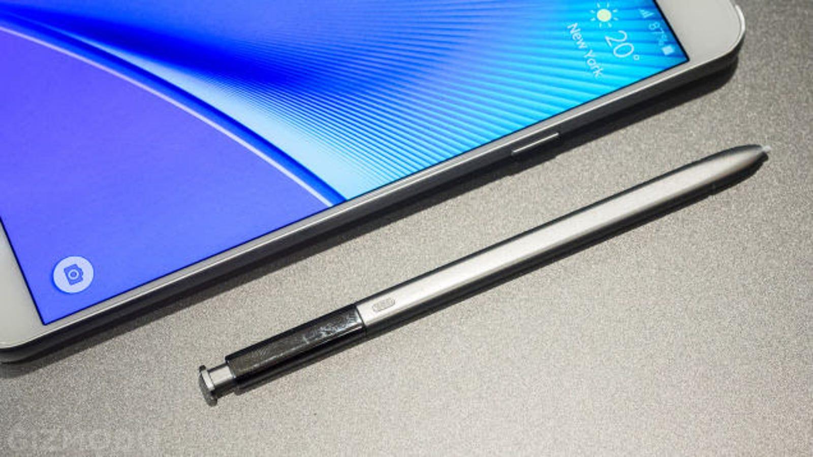 Las 4 cosas más importantes que necesitas saber del nuevo Samsung Galaxy Note 5