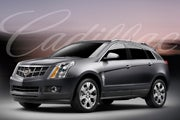 Illustration for article titled The All-New 2010 Cadillac SRX Crossover