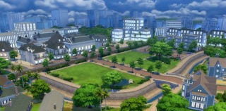 Illustration for article titled The Sims 4 Just Added A New World For Free