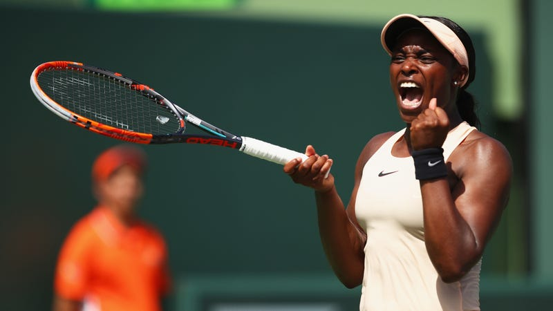 Illustration for article titled Sloane Stephens's Slump Is Over, Now Can She Win Miami?