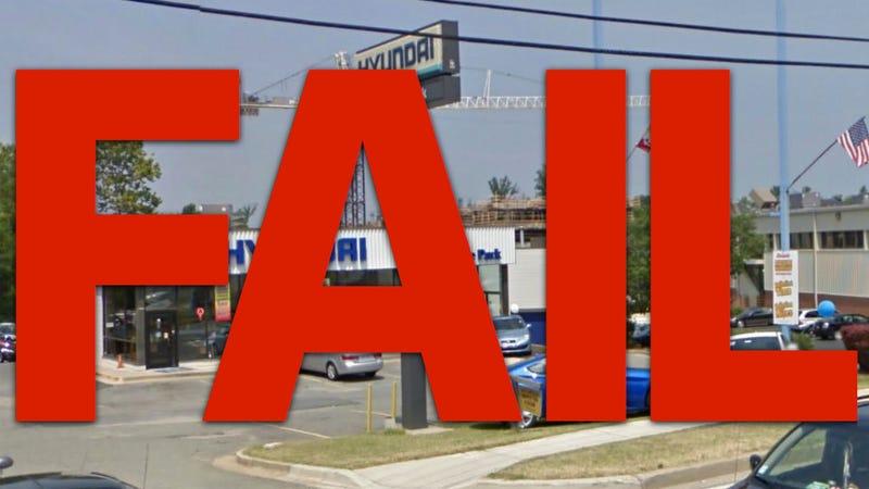 Illustration for article titled Jalopnik Reader Trolls Hyundai Dealership Upcharging Customers For Thousands