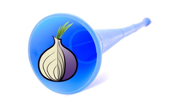 Vuvuzela, la alternativa a Tor del MIT que funciona llenando de ruido la red