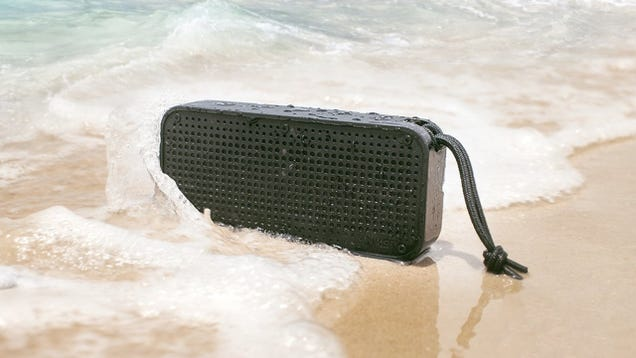 Anker's New Bluetooth Speaker Is Rugged, Powerful, and On Sale For the First Time