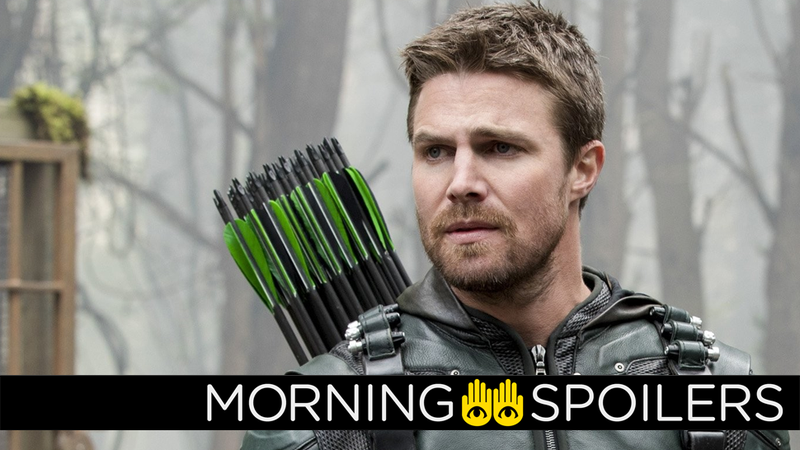 Illustration for article titled Arrow's Flashbacks Will Return For One Major Character Next Season