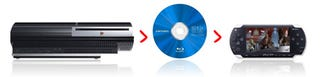 Illustration for article titled Blu-ray-to-PSP Movie Transfers: How It's Gonna Work