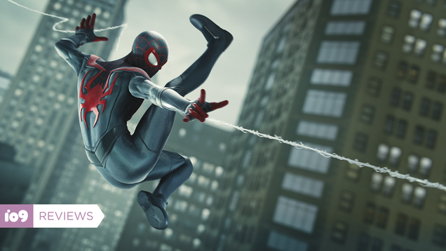 Spider-Man: Miles Morales Is a Smaller, Stronger Game Than Its Predecessor