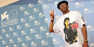Director of 'Bad 25', Spike Lee (Pascal Le Segretain/Getty Images Entertainment)
