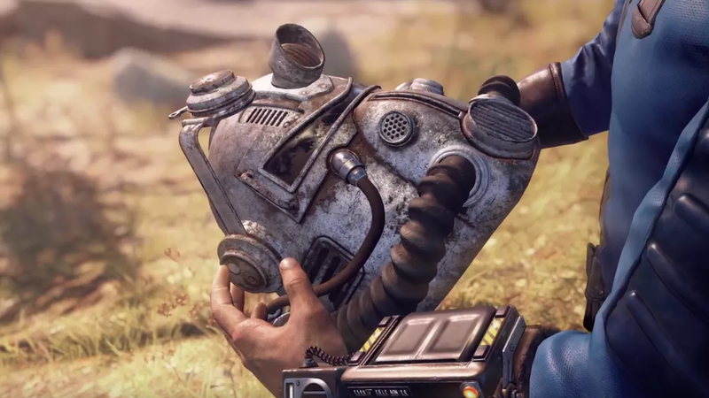Illustration for article titled Newly Discovered Fallout 76 Secret Hints At Connections To Other Fallout Games