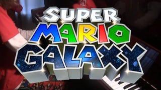 I made a thing! -- Super Mario Galaxy Piano Medley