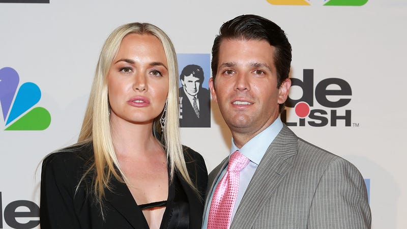 Illustration for article titled Maybe This Explains Why It Took Vanessa Trump So Long? America Needs to Know.