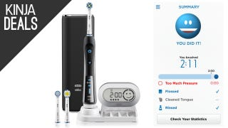Quantify Your Oral Care With This Smartphone-Connected Toothbrush