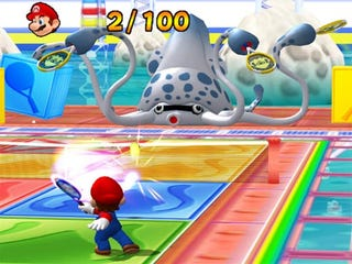 Illustration for article titled Pikmin, Mario Power Tennis Get New Wii-make Options