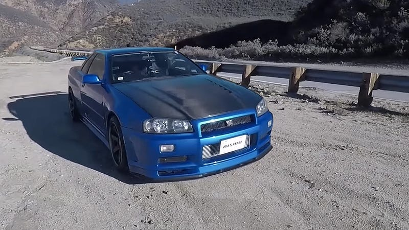what it s like to drive an r34 nissan skyline gt r