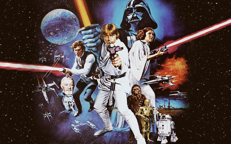 Illustration for article titled Giving Up Control Of The New Star Wars Films Was Tough For George Lucas