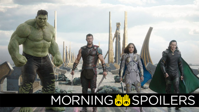 New Thor: Love and Thunder Set Pictures Give Looks at Our Returning Heroes