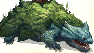 Illustration for article titled Pokémon, As Giant Beasts From Monster Hunter