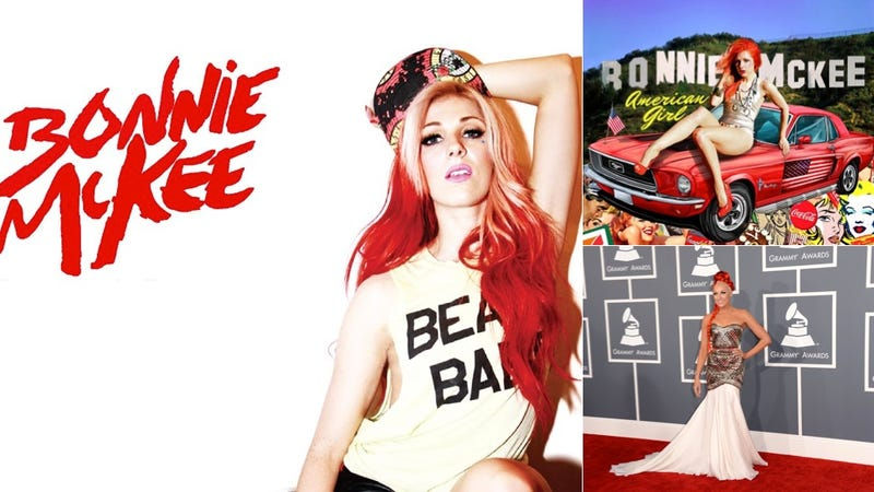 Illustration for article titled Bonnie McKee and What It Takes to Make a Modern Female Pop Star