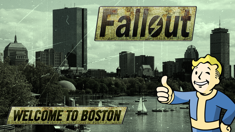 Illustration for article titled Leaked Documents Reveal That Fallout 4 Is Real, Set In Boston
