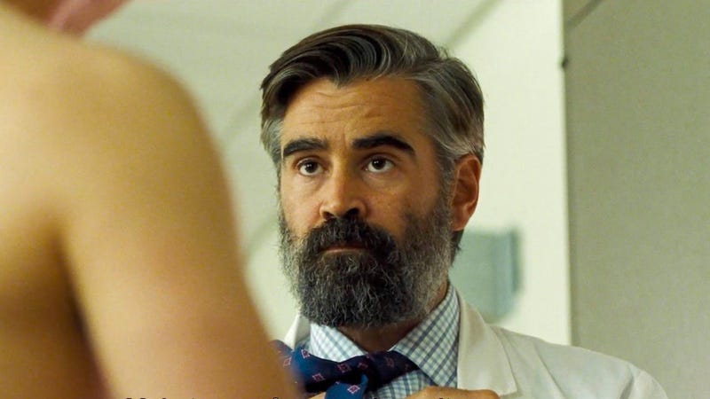 Colin Farrell in The Killing of a Sacred Deer. Image: A24