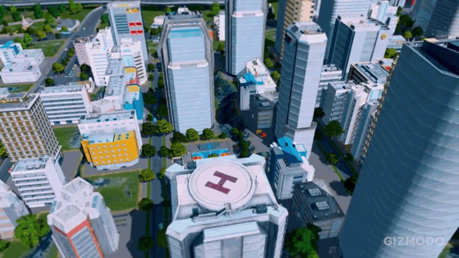 SimCity ha muerto, pero tiene un sucesor a la altura: Skylines