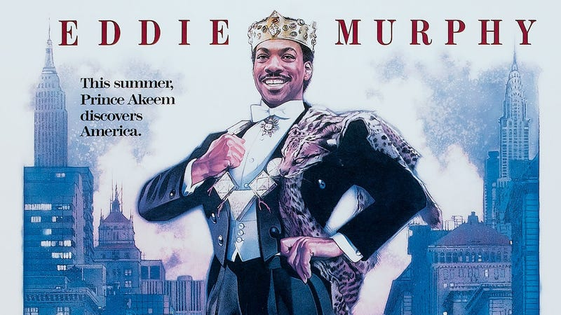 Illustration for article titled That Coming to America sequel has a director, is finally actually happening