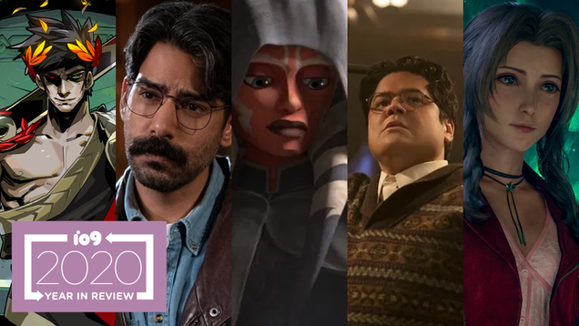 Characters Who Helped Us Make It Through 2020
