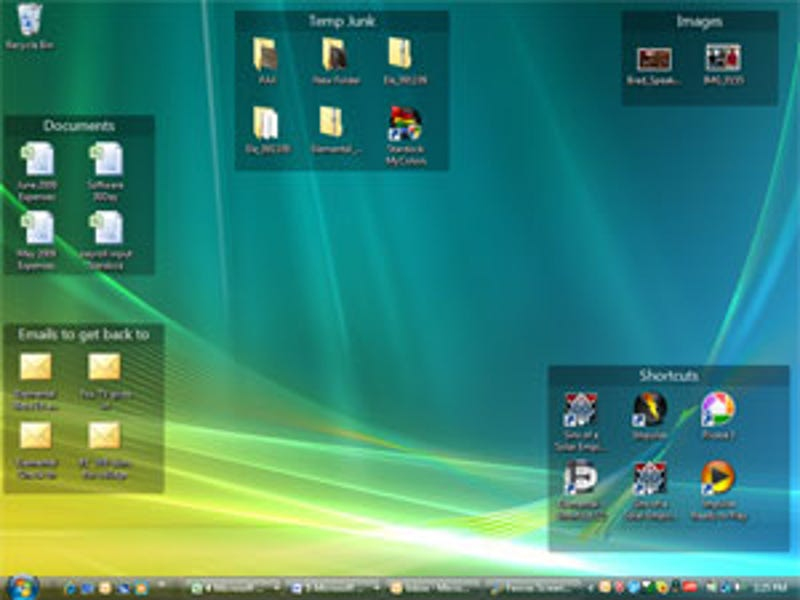 samurize  for windows 7