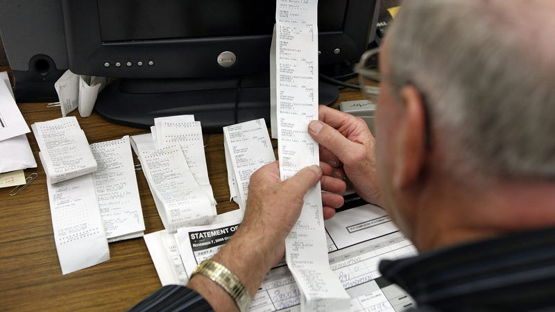 Turn that emailed receipt into a really, really, really long screenshot. Image credit: Mark Wilson/Getty