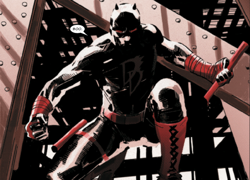 Illustration for article titled Marvel Comics Just Hit the Reset Button on Daredevil