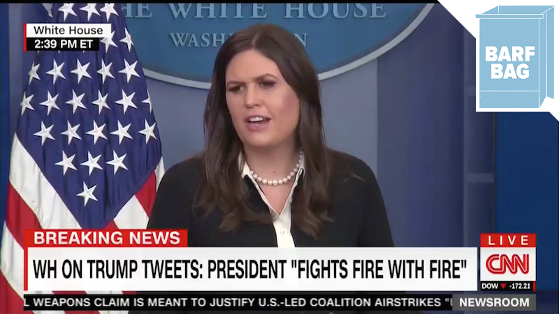 White House Defends Trump's 'Crazy Mika and Psycho Joe' Tweets