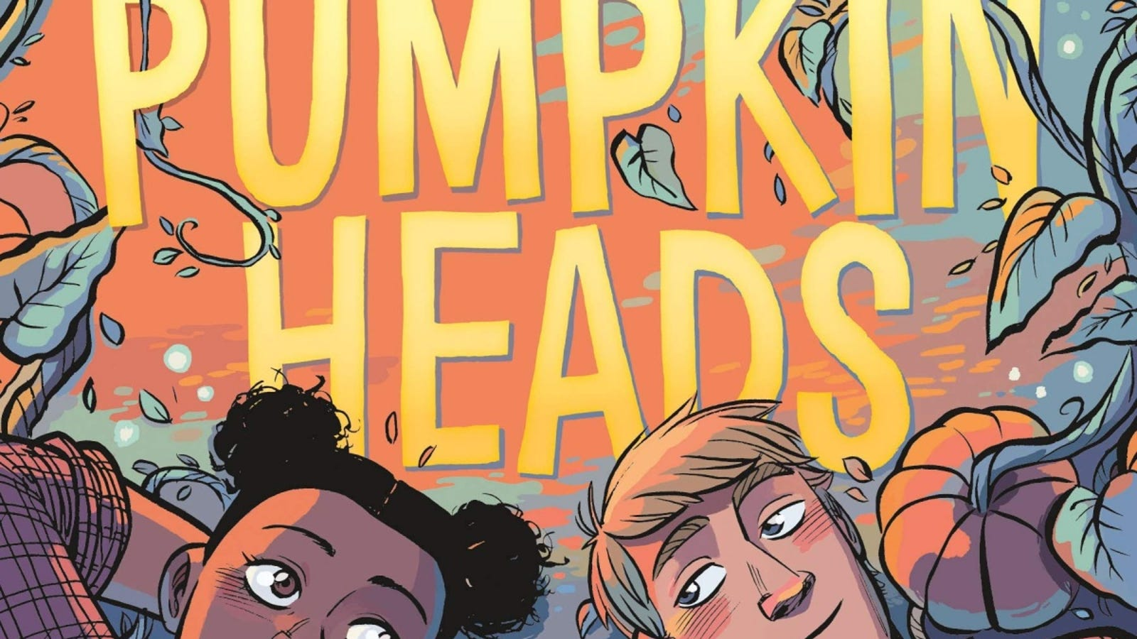 Pumpkinheads offers sweet, familiar fun for fans of autumn, YA, and romance alike
