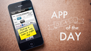 Illustration for article titled Daily App Deals: Get Easy Calendar for iOS for Only 99¢ in Today's App Deals