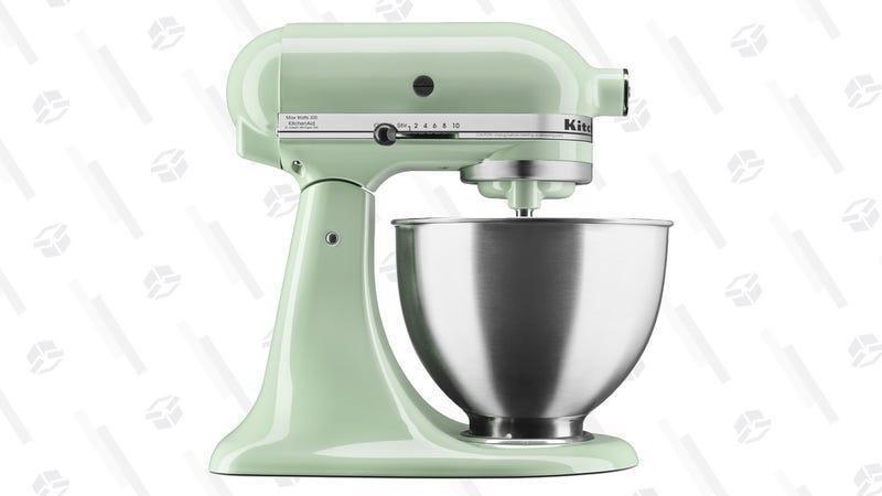 KitchenAid Deluxe 4.5 Qt. Stand Mixer | $220 | Walmart