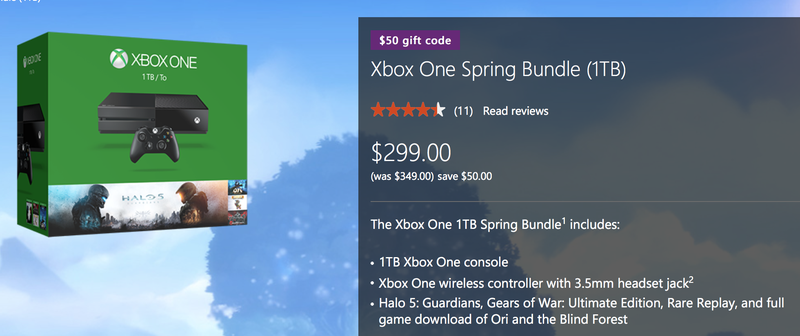This Is the Best Xbox One Deal We've Seen, and That's Saying